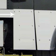 Freightliner Classic Cowl Extension