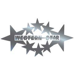 Western Star Eight Star Surround Logo Trim