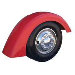 Peterbilt 379 Fiberglass Fat Front Fenders