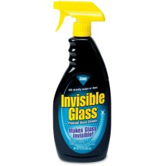 Invisible Glass Premium Glass Cleaner Spray Bottle