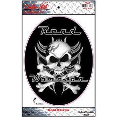 Road Warrior Vinyl Decal