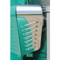 Kenworth W900L Louvered Air Cleaner Fairings