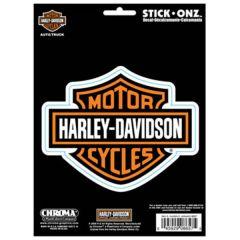 Harley-Davidson Stick-Onz Decal