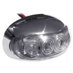 Red Auxiliary LED Light