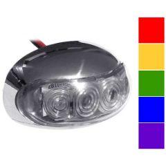 "2-3/8"" Auxiliary LED Light"