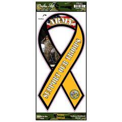 Army Ribbon Decal