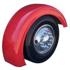 Peterbilt 379 Fiberglass Lowrider Front Fenders