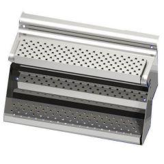 "Kenworth Battery & Tool Box Cover Kit 39.5"" Steps"