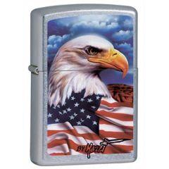 Eagle Flag Zippo