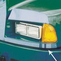 Kenworth T600 Below Headlight Fender Guards