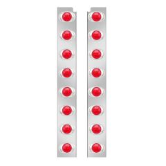 Peterbilt 379 Rear Air Cleaner Light Bars