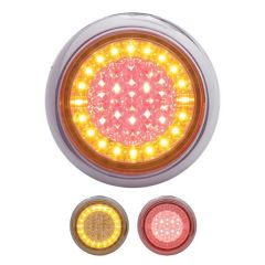 """4"""" Euro Red/Amber LED Stop/Turn/Tail Light"""