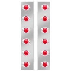 Kenworth Rear Air Cleaner Light Bars Magnum LED
