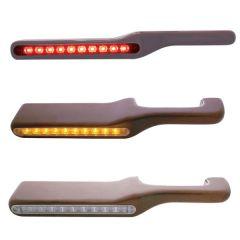 Peterbilt Armrests with LED Light 2001 and Older