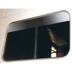 Peterbilt Top of Sleeper Window Trim