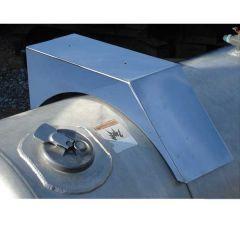Peterbilt Fuel Tank Strap Saddle Covers (4 SET)