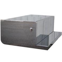 Peterbilt 379, 388, 389 Battery Box Rounded