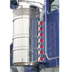 "Kenworth 15"" Vortox Rear Air Cleaner Light Bars"