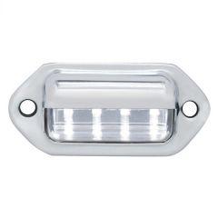 """2"""" White 4 LED License/Utility Light"""