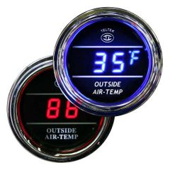 Outside Air Temperature Gauge for Peterbilt, Kenworth 2006 and newer