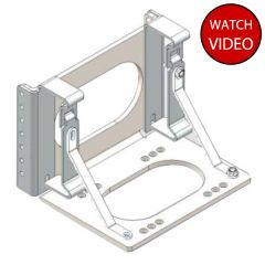 Chassis Grabber Blower Mounting Kit