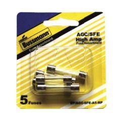 ACG/SFE High Amp Fuse Assortment 5PK