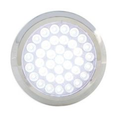 High Power LED Dome Light with Bezel