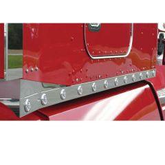 """Kenworth T660 62"""" Sleeper Panels LED Lights"""