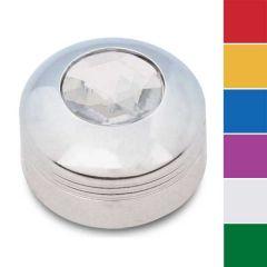 Kenworth Chrome AC/Heater Knob with Jewel