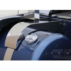 Peterbilt Curved Tank Saddle Covers (pair)