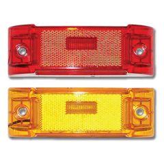 Super 21 LED Marker Light with Reflector