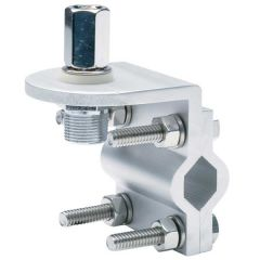 Double Groove Antenna Mirror Mount with Connector