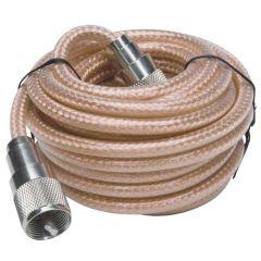 12' CB Antenna Mini-8 Coax Cable