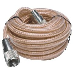 3' CB Antenna Mini-8 Coax Cable