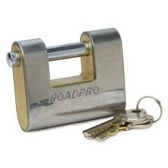 70mm High Security Brass Padlock