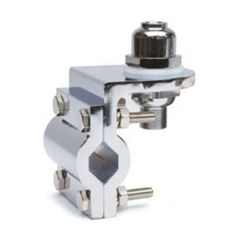 60mm 3-Way Double Groove CB Antenna Mirror Mount