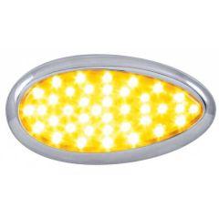 Freightliner Cascadia Teardrop Turn Signal LED Light