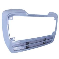 Freightliner M2 Chrome Grill Surround with Screen