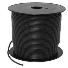 18 Gauge Black Wire 25 Feet