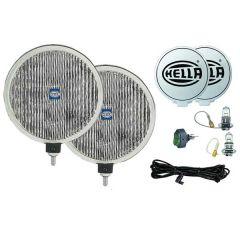 Hella Round Fog Lamp Kit