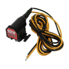 6-Foot 12-Volt Extension Power Outlet