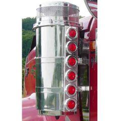 International 9370/9900ix Rear AC Light Bars