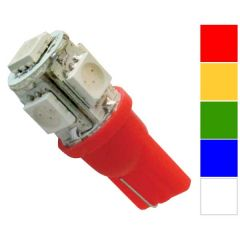 194/168 5 LED Tower Light Bulbs (PR)