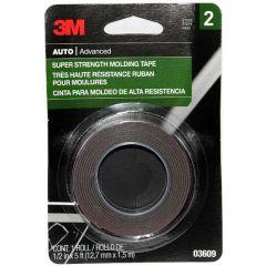 "3M Super Strength Molding Tape 1/2"" x 5'"