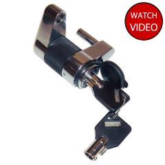"""Deluxe 3/4"""" Span Trailer Door and Fuel Cap Lock"""