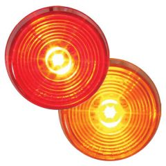 """2"""" Round 1 Diode LED Lights"""