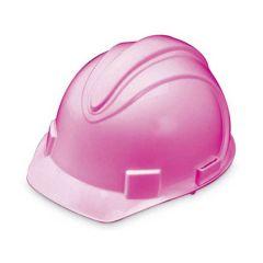 Pink Adjustable Ratchet Hard Hat