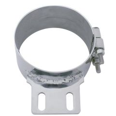 """6"""" Stainless Steel Butt Joint Exhaust Clamp"""