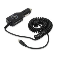 12-Volt Charger with Apple Lightning Adapter
