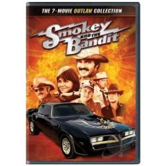 Smokey and The Bandit 7-Movie Collection on DVD